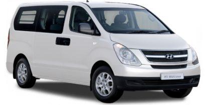 Hyundai H1 White